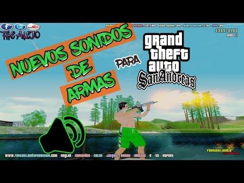 De Andreas Gta Download San Armas Sonidos Descargar Para