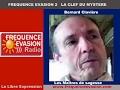 LES MAÎTRES DE SAGESSE - Bernard Clavière sur Fréquence Evasion.