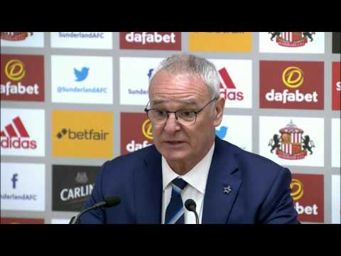 Claudio Ranieri reveals what he said to inspire Jamie Vardy at HT of Sunderland v Leicester