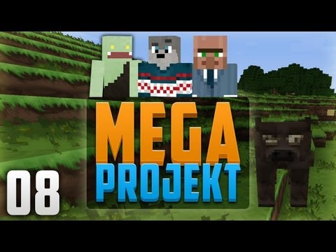 HERZINFARKT! KURZ VORM HEULEN! - Minecraft: MEGA PROJEKT #8 | ungespielt