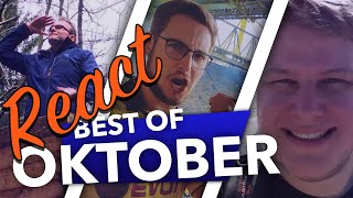 React: Best of Oktober 2017 🎮 PietSmiet React #24