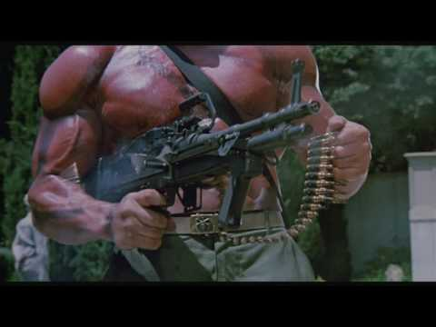 Commando (1985) TRAILER (HD)