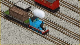 Fun Kids Game - Thomas and Friends Lift Load & Haul #120