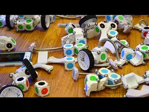 Inside Moss: Modular Robotics  Robot Construction Kit