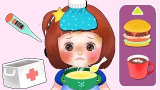 Baby Doli care baby sitter play and baby doll toys play