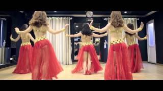 Vũ đoàn grammy - Bài Múa Bụng