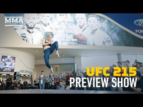 UFC 215 Preview Show - MMA Fighting