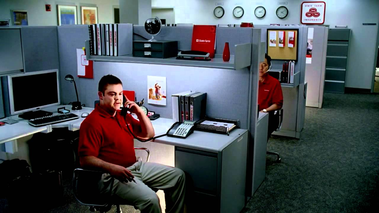 State Farm® Commercial - State of Unrest (Jake).mp4 - YouTube
