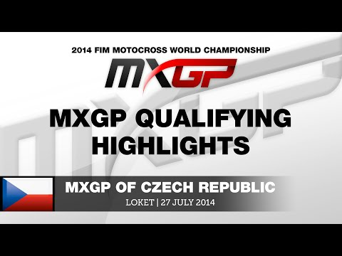 Mxgp Of Czech Republic 2014 Mxgp Qualifying Highlights - Motocross video