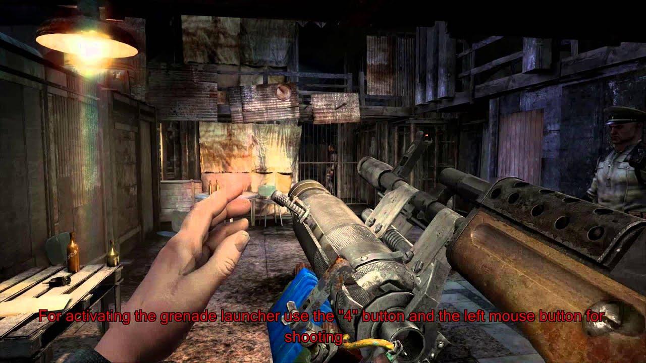 Metro 2033 как сделать в окне