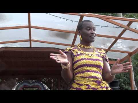 Marie-Gabrielle Tacka conteuse Ivoirienne