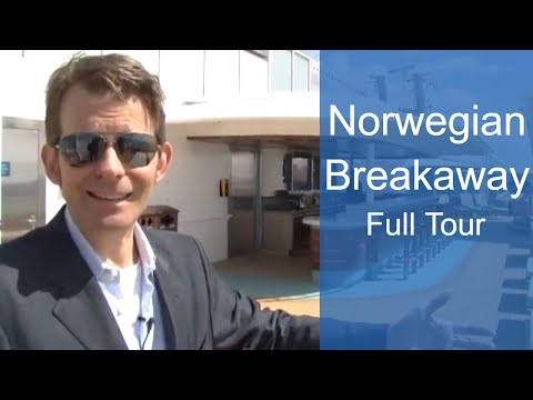 Live from Norwegian Breakaway! - Cruise Critic
