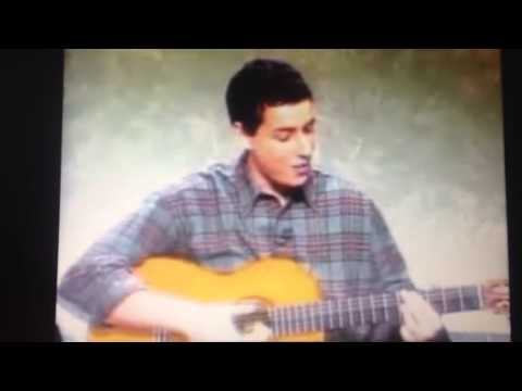 Adam Sandler Sings The Turkey Song video