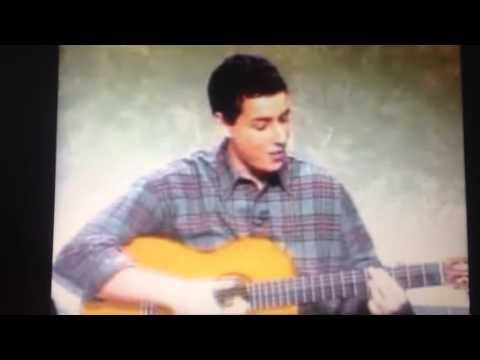 Adam Sandler Sings The Turkey Song video