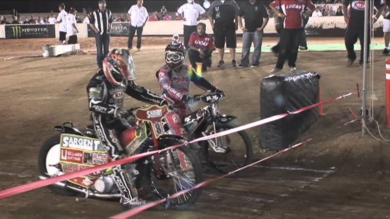 Speedway (IN) United States  city photo : Oct 5th 2013 Main Event United States Speedway National Championships ...