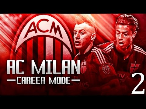 FIFA 15 AC Milan Career Mode - THIS IS SURREAL! MUST WATCH!!! - Season 2 Episode 2