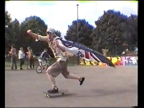 Jump Ramps and Wallrides 99 RAW VHS Transfer