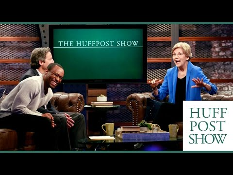 Senator Elizabeth Warren Interview