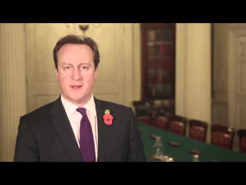 Diwali 2013: message from David Cameron