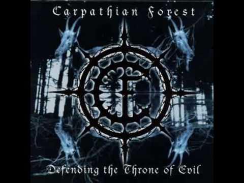 Carpathian Forest - Dypfryst / Dette Er Mit Helvete