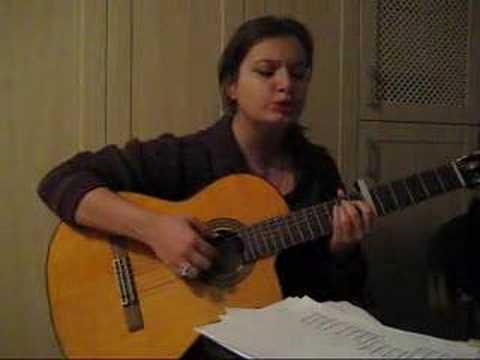 Amatör Şarkılar - Vuslat - Unutursun Mihribanım