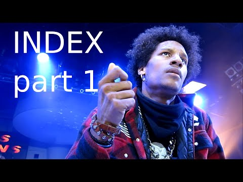 Les Twins  Index Germany Part 1 video