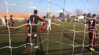 Under 16, 2^ Ritorno - Torino-Parma, 39' st corner