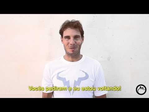 O primeiro atleta confirmado no Rio Open 2015 é...