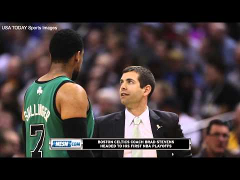 Boston Celtics Have Faith In Brad Stevens Heading Into NBA Playoffs