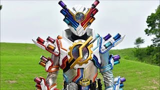 TOP 10 Kamen Riders Final Forms