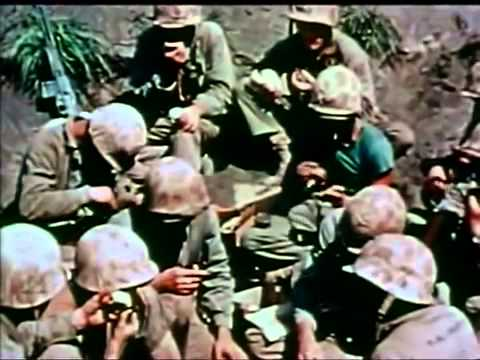 Iwo Jima - 36 Days of Hell: TRUE STORY - EPISODE 1 (War History Documentary)