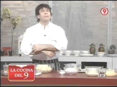 Oquis de papa con salsa 4 quesos de puerro 1 de 4 for Cocina 9 ariel rodriguez palacios facebook