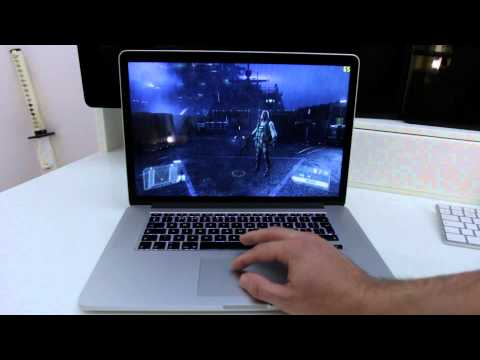Apple Retina Macbook Pro Full Review - Late 2013 Haswell Model