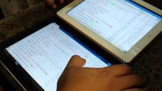 Cube U9GT2 vs iPad2 view website.mp4
