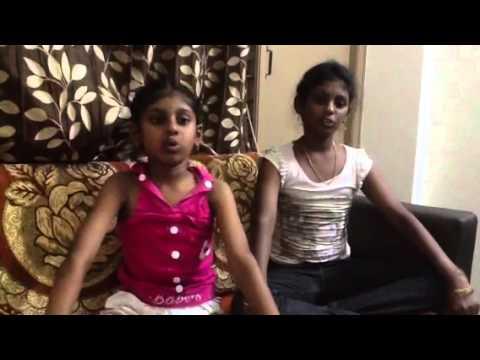 Hindi song by Shrijani & Shloka