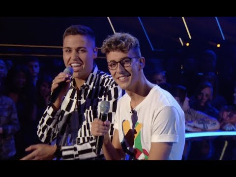 Jack & Joel Makes Everyone Crazy With New Rules | Live Show | The X Factor UK 2017