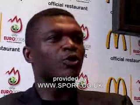 Euro 2008 - Marcel Desailly on France and Scolari