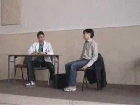 Kabaret Jazda - Wizyta u lekarza