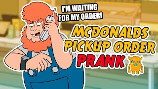 McDonalds Pickup Order Prank - Ownage Pranks