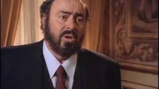Luciano Pavarotti Video - Luciano Pavarotti - O Del Mio Amato Ben (high quality)