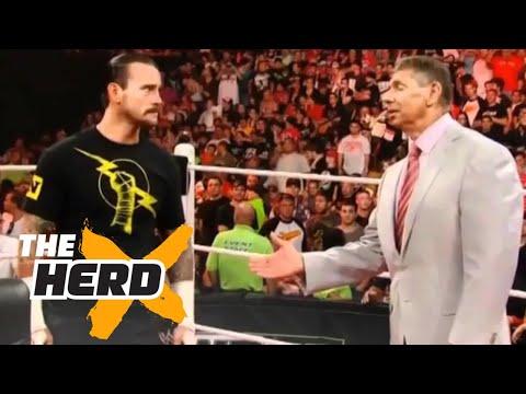 CM Punk: WWE treats wrestlers like 'indentured servants' - 'The Herd'