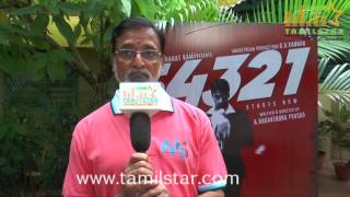 Kannan At 54321 Movie Team Interview