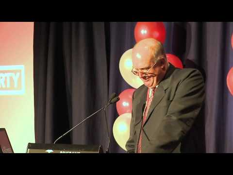 Carl Rackemann - Katter's Australian Party Convention