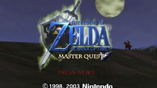 Ocarina of Time (Master Quest) - All Dungeons