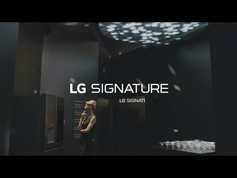 LG SIGNATURE At IFA 2017