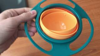 Creative Baby Feeding Bowl - nice gadget for your baby!