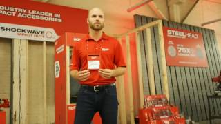 New Shockwave Socket Adapters and Bit Holders from Milwaukee Tool