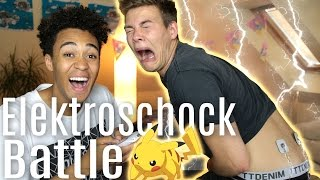 ELEKTRO SCHOCK ZUNGENBRECHER BATTLE ft. Joeys Jungle !