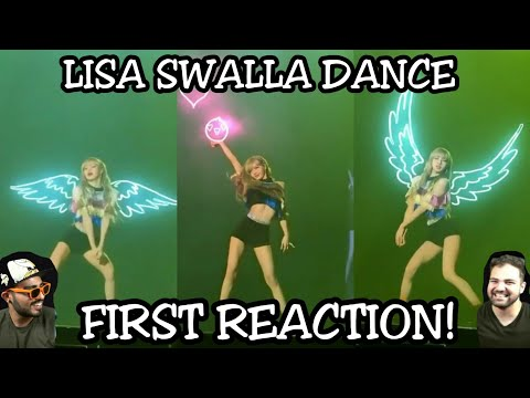 Download FANCAM Lisa Blackpink solo stage Swalla   FIRST REACTION! Mp4 baru