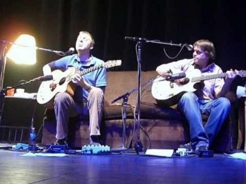 Brendan Bayliss and Jake Cinninger annual acoustic Christmas show